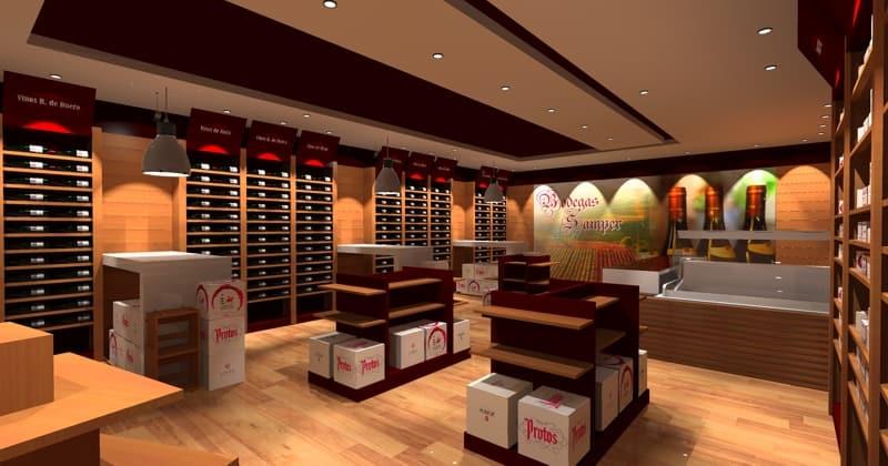 Vinotecas para la conservaci n del vino - Vinotecas de madera ...