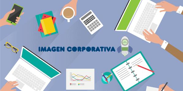 imagen corporativa diseño web