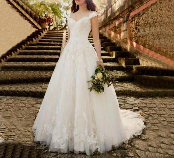 no gastar tanto al comprar vestidos de boda | 1001 medios